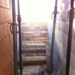 Příprava pro schodiště