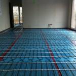 Podlahové tpení